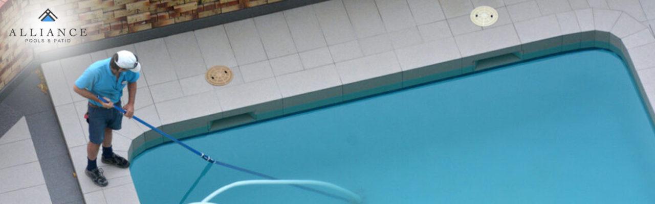 professional pool repair service